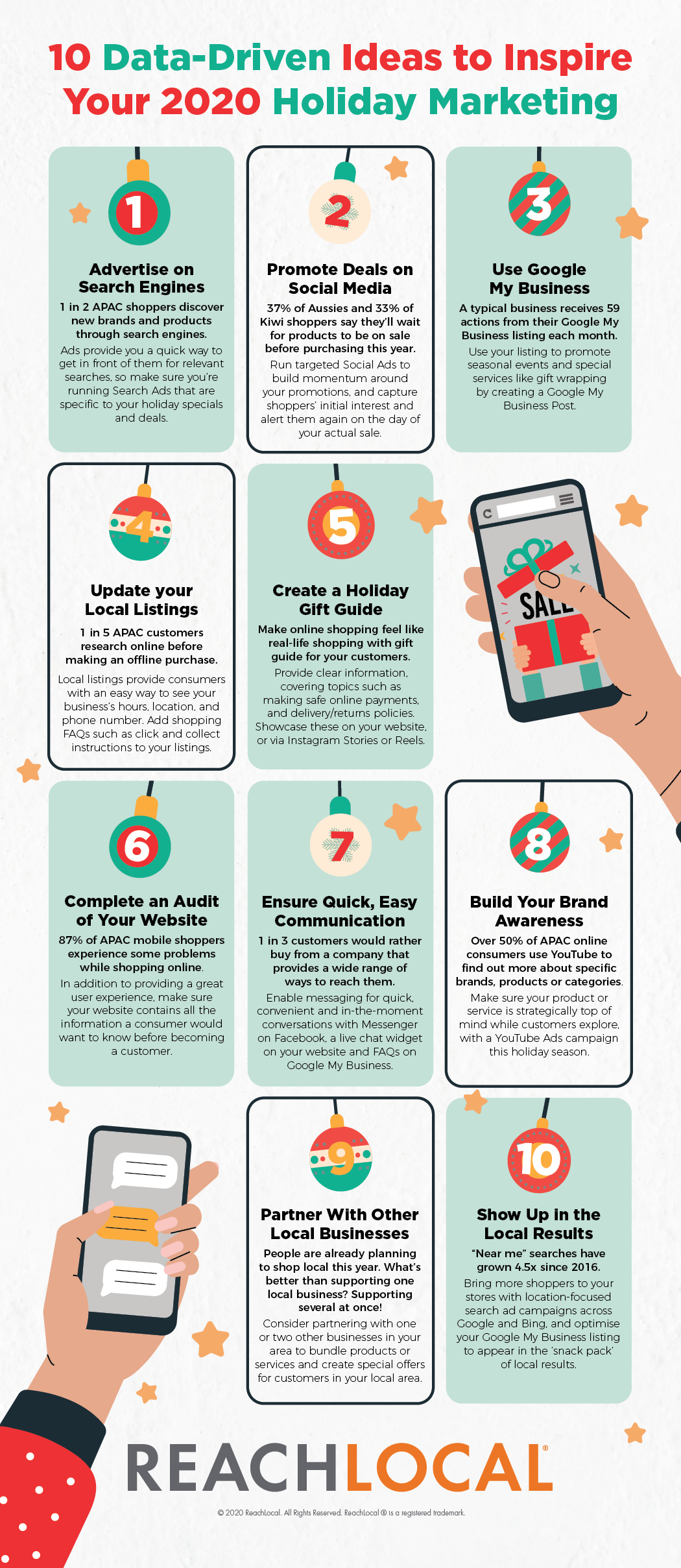 10 Data-Driven Ideas to Inspire Your 2020 Holiday Marketing